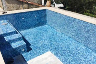 Mosaïque pour piscine par un pisciniste a Nice
